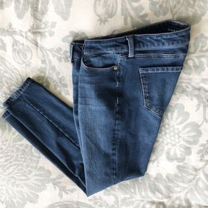 Liverpool Jeans Ankle Skinny 2Petite
